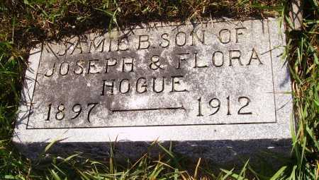 HOGUE, JAMIE B. - Meigs County, Ohio | JAMIE B. HOGUE - Ohio Gravestone Photos
