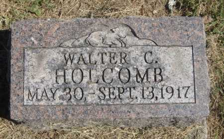 HOLCOMB, WALTER C. - Meigs County, Ohio | WALTER C. HOLCOMB - Ohio Gravestone Photos