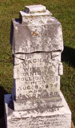 HOLLIDAY, RACHEL - OVERALL VIEW - Meigs County, Ohio | RACHEL - OVERALL VIEW HOLLIDAY - Ohio Gravestone Photos