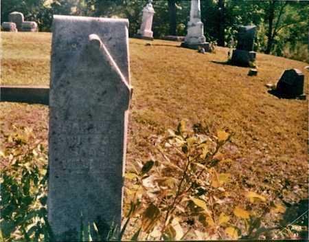 HOLMES, SARAH A. - Meigs County, Ohio | SARAH A. HOLMES - Ohio Gravestone Photos