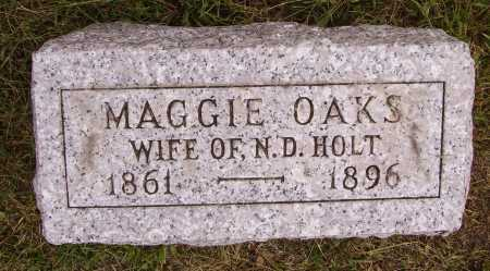 "HOLT, MAGNOLIA ""MAGGIE"" - Meigs County, Ohio 