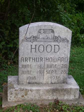 HOOD, HOWARD - Meigs County, Ohio | HOWARD HOOD - Ohio Gravestone Photos