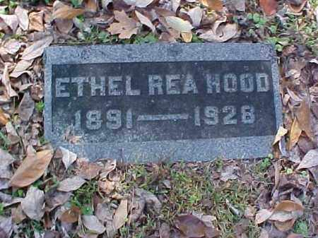 HOOD, ETHEL - Meigs County, Ohio | ETHEL HOOD - Ohio Gravestone Photos