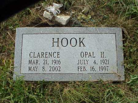 HOOK, OPAL H. - Meigs County, Ohio | OPAL H. HOOK - Ohio Gravestone Photos
