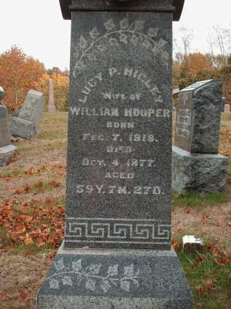 HIGLEY HOOPER, LUCY P - Meigs County, Ohio | LUCY P HIGLEY HOOPER - Ohio Gravestone Photos
