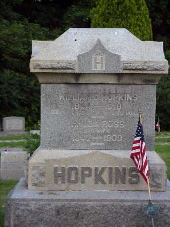 HOPKINS, WILLIAM G. - Meigs County, Ohio | WILLIAM G. HOPKINS - Ohio Gravestone Photos