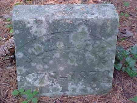 HOPPES, ALONZO - Meigs County, Ohio | ALONZO HOPPES - Ohio Gravestone Photos