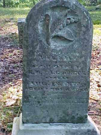 HORTON, LILLIE - Meigs County, Ohio   LILLIE HORTON - Ohio Gravestone Photos