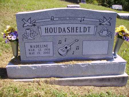 HOUDASHELDT, MADELINE - Meigs County, Ohio | MADELINE HOUDASHELDT - Ohio Gravestone Photos