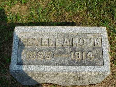 HOUK, ESTELLA - Meigs County, Ohio | ESTELLA HOUK - Ohio Gravestone Photos