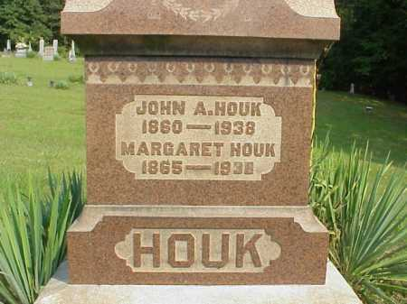 HOUK, JOHN A. - Meigs County, Ohio | JOHN A. HOUK - Ohio Gravestone Photos