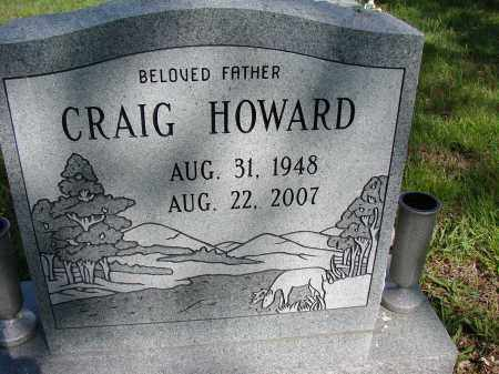 HOWARD, CRAIG - Meigs County, Ohio | CRAIG HOWARD - Ohio Gravestone Photos