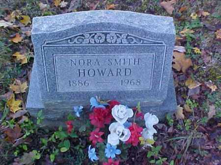 SMITH HOWARD, NORA - Meigs County, Ohio | NORA SMITH HOWARD - Ohio Gravestone Photos