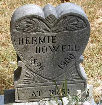 HOWELL, HERMIE - Meigs County, Ohio | HERMIE HOWELL - Ohio Gravestone Photos