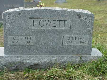 HOWETT, MINERVA - Meigs County, Ohio | MINERVA HOWETT - Ohio Gravestone Photos