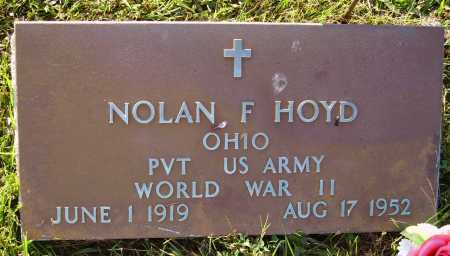 HOYD, NOLAN F. - Meigs County, Ohio | NOLAN F. HOYD - Ohio Gravestone Photos