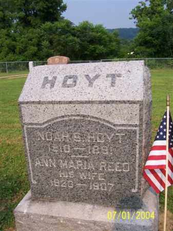 HOYT, NOAH - Meigs County, Ohio | NOAH HOYT - Ohio Gravestone Photos