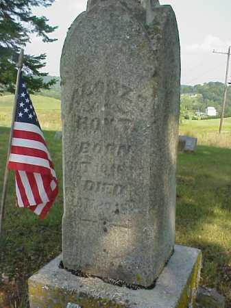 HOYT/HOIT, ALONZO - Meigs County, Ohio   ALONZO HOYT/HOIT - Ohio Gravestone Photos