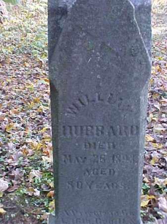 HUBBARD [CLOSEVIEW], WILLIAM - Meigs County, Ohio   WILLIAM HUBBARD [CLOSEVIEW] - Ohio Gravestone Photos
