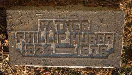 HUBER, PHILLIP - Meigs County, Ohio | PHILLIP HUBER - Ohio Gravestone Photos
