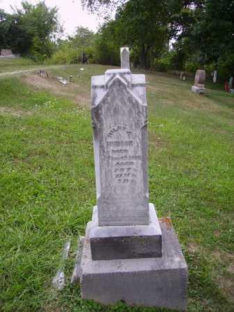 HUDSON, MILBY A. - Meigs County, Ohio | MILBY A. HUDSON - Ohio Gravestone Photos