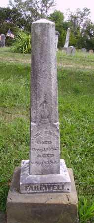 HUDSON, LEWIS - MONUMENT - Meigs County, Ohio | LEWIS - MONUMENT HUDSON - Ohio Gravestone Photos