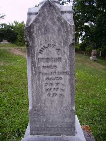 HUDSON, MILBY A. - CLOSEVIEW - Meigs County, Ohio | MILBY A. - CLOSEVIEW HUDSON - Ohio Gravestone Photos