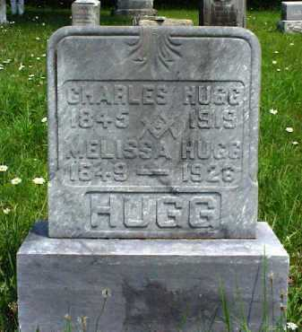 HUGG, MELISSA - Meigs County, Ohio | MELISSA HUGG - Ohio Gravestone Photos