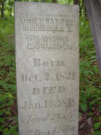 HUGGINS, WILLIAM T. - Meigs County, Ohio | WILLIAM T. HUGGINS - Ohio Gravestone Photos