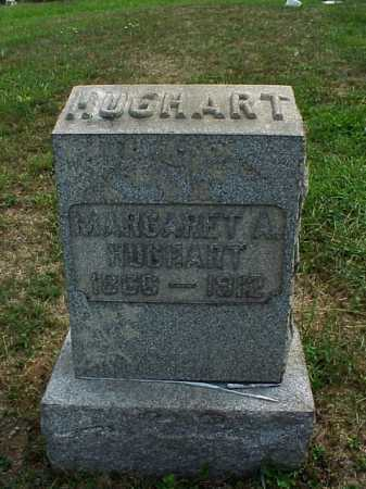 HUGHART, MARGARET A. - Meigs County, Ohio | MARGARET A. HUGHART - Ohio Gravestone Photos