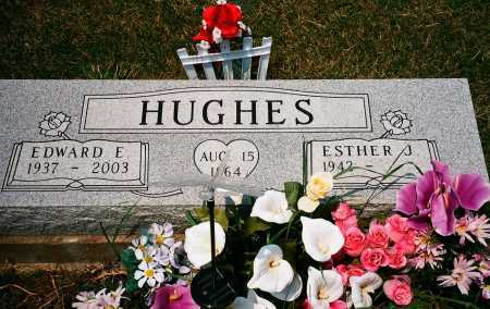 HUGHES, ESTHER J. - Meigs County, Ohio | ESTHER J. HUGHES - Ohio Gravestone Photos