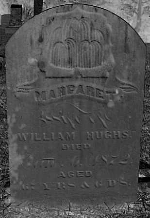 HUGHS, MARGARET - Meigs County, Ohio | MARGARET HUGHS - Ohio Gravestone Photos