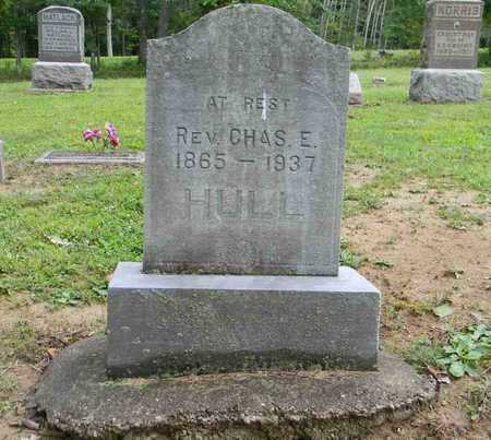 HULL, CHARLES E. - Meigs County, Ohio | CHARLES E. HULL - Ohio Gravestone Photos