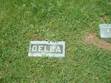 HUMPHREY, DELLA - Meigs County, Ohio   DELLA HUMPHREY - Ohio Gravestone Photos