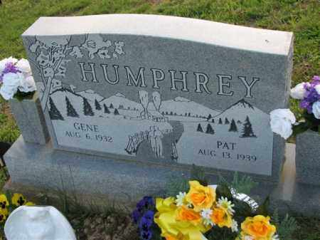 HUMPHREY, GENE - Meigs County, Ohio | GENE HUMPHREY - Ohio Gravestone Photos