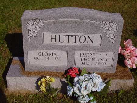 HUTTON, GLORIA - Meigs County, Ohio | GLORIA HUTTON - Ohio Gravestone Photos