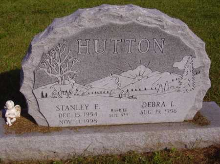 HUTTON, STANLEY E. - Meigs County, Ohio | STANLEY E. HUTTON - Ohio Gravestone Photos