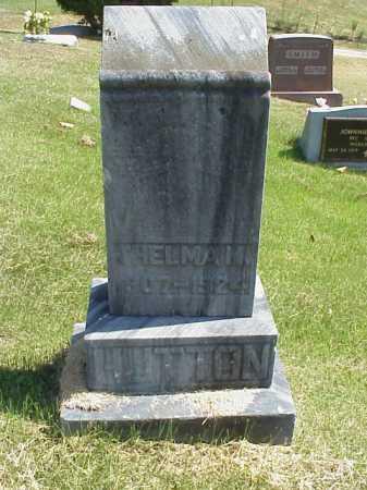 HUTTON, THELMA M. - Meigs County, Ohio   THELMA M. HUTTON - Ohio Gravestone Photos
