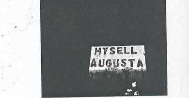 HYSELL, AUGUSTA - Meigs County, Ohio | AUGUSTA HYSELL - Ohio Gravestone Photos