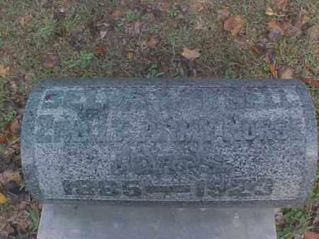 HYSELL, BELVA - Meigs County, Ohio | BELVA HYSELL - Ohio Gravestone Photos