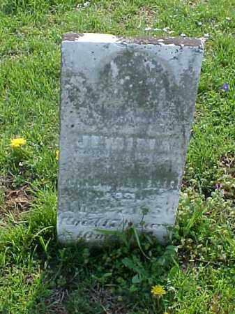 HYSELL, JEMIMA - Meigs County, Ohio | JEMIMA HYSELL - Ohio Gravestone Photos