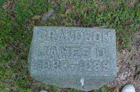 HYSELL, JAMES D. - Meigs County, Ohio | JAMES D. HYSELL - Ohio Gravestone Photos