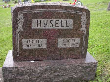 GRAHAM HYSELL, LUCILLE - Meigs County, Ohio | LUCILLE GRAHAM HYSELL - Ohio Gravestone Photos