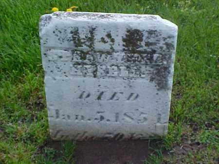 HYSELL, STRAWTHER - Meigs County, Ohio   STRAWTHER HYSELL - Ohio Gravestone Photos