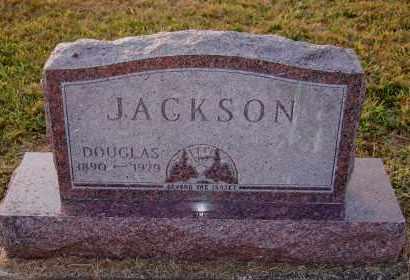 JACKSON, DOUGLAS - Meigs County, Ohio | DOUGLAS JACKSON - Ohio Gravestone Photos