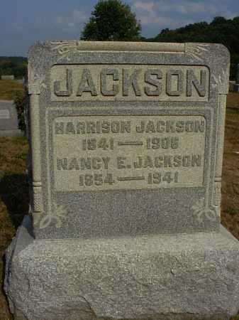 JACKSON, NANCY E. - Meigs County, Ohio | NANCY E. JACKSON - Ohio Gravestone Photos