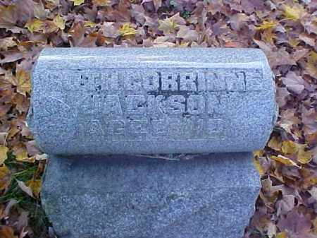 JACKSON, RUTH CORRINNE - Meigs County, Ohio | RUTH CORRINNE JACKSON - Ohio Gravestone Photos