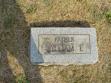 JACKSON, WILLIAM E. - Meigs County, Ohio | WILLIAM E. JACKSON - Ohio Gravestone Photos