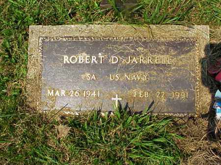 JARRELL, ROBERT - Meigs County, Ohio | ROBERT JARRELL - Ohio Gravestone Photos