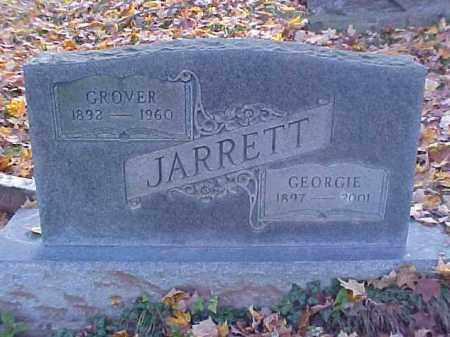 JARRETT, GROVER - Meigs County, Ohio | GROVER JARRETT - Ohio Gravestone Photos